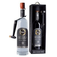BELUGA GOLD LINE VODKA 0.7L