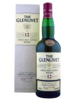 WHISKEY GLENLIVET 12YO 0.7l