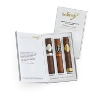 DAVIDOFF INSPIRATIONAL ROBUSTO ASSORTMENT CELLO 3 S
